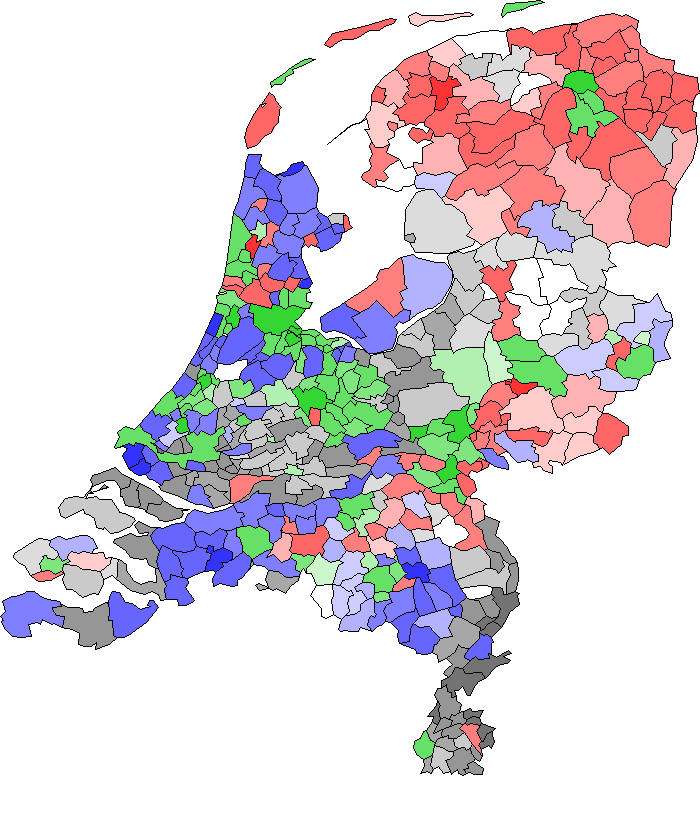 Nederland in Kleur